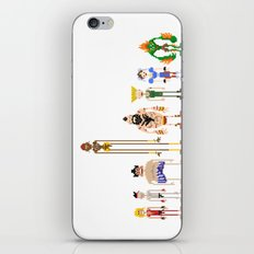 The Original 8 - Street Fighter  iPhone & iPod Skin
