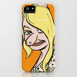 Hannah iPhone Case