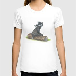 Badgers Date T-shirt
