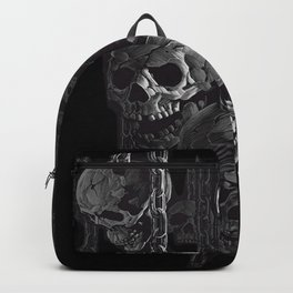 Skulls In Chains Backpack