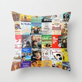Neil Simon Plays Throw Pillow