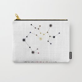 SAGITTARIUS STAR CONSTELLATION ZODIAC SIGN Carry-All Pouch