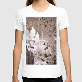Swans friendship T-shirt