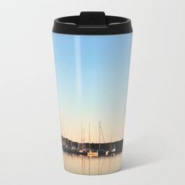 Aland Island's Sunrise  Travel Mug