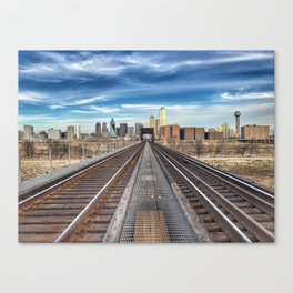 Dallas | Texas Canvas Print