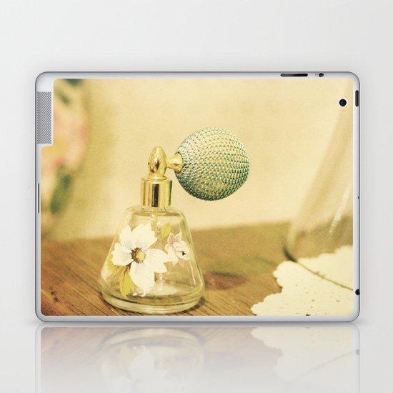 Woman scent Laptop & iPad Skin