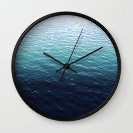 Maritime gradient Wall Clock