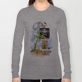 The Moeraki Pirates Long Sleeve T-shirt