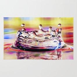 Water Crown Rug