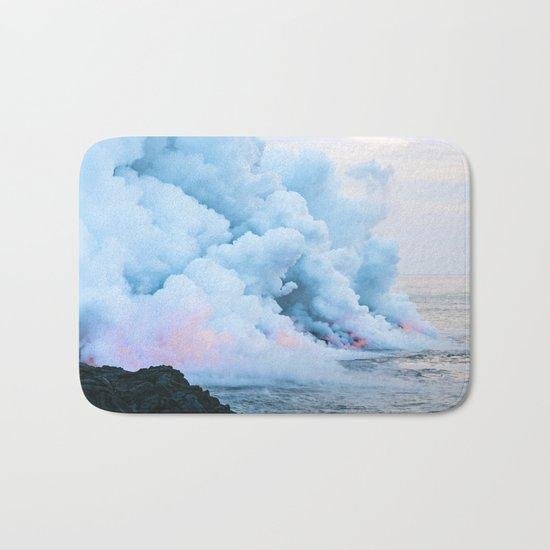 Smoke On The Water Bath Mat