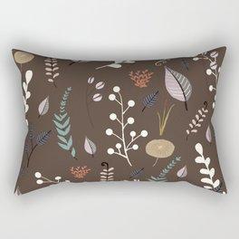 floral dreams 3 Rectangular Pillow