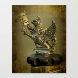 The Griffin Canvas Print