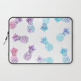 Pineapple Paradise Pattern Laptop Sleeve
