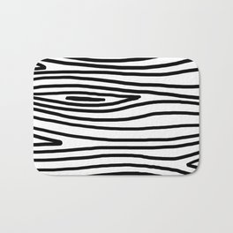 Raw Pattern Series: n.3 Bath Mat
