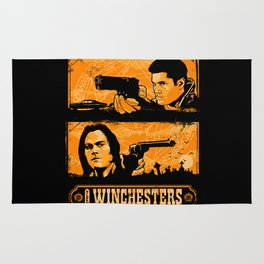 The Winchesters Rug