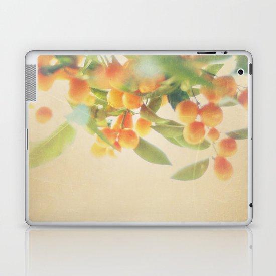 Aren't You A Little Orange Laptop & iPad Skin