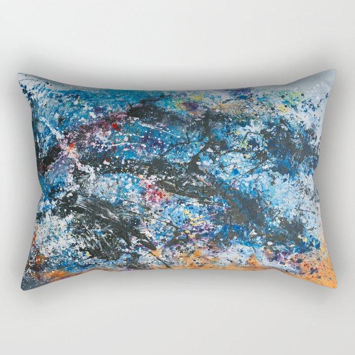 Your Universe Expanding Rectangular Pillow
