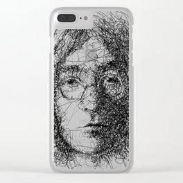 Imagine John Clear iPhone Case