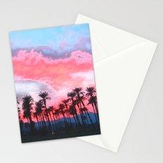 Coachella Sunset Stationery Cards