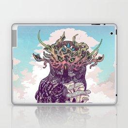 Journeying Spirit (Owl) Laptop & iPad Skin