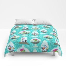 Tiny World Terrariums Comforters