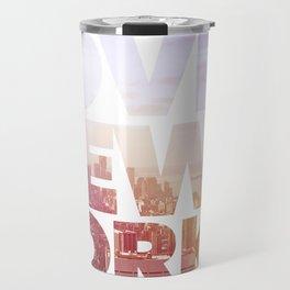 Love New York Travel Mug