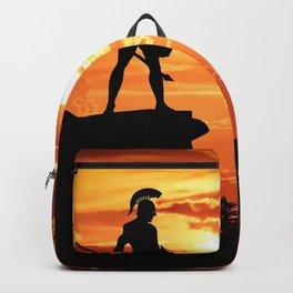 Spartan Warrior Cliff Backpack