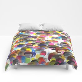 Lovely Dot No. 1 Comforters
