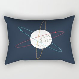 Cat-ion Rectangular Pillow