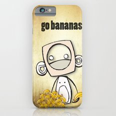 go bananas iPhone 6s Slim Case