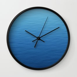 Where did all the waves go? Wall Clock