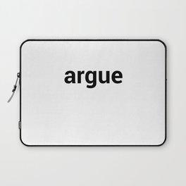 argue Laptop Sleeve