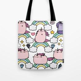 Magical Cat Tote Bag