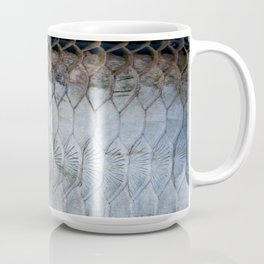 Tarpon Scales Coffee Mug