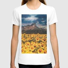 Nature is a Sunflower T-shirt