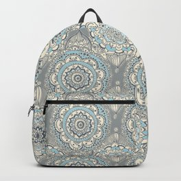 Modern Farmhouse Moroccan Backpack