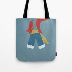 Monkey D Luffy Tote Bag
