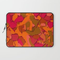 red camouflage Laptop Sleeve