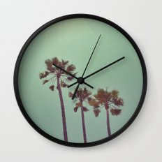 Beaming Wall Clock