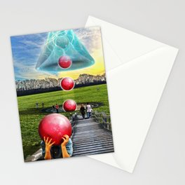 Interspatial Field Stationery Cards