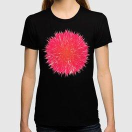 Mandala Flower || Rose T-shirt