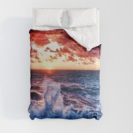 SuNset Waters Comforters