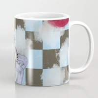 lonely Mugs featuring Lonely by Jack Bockover