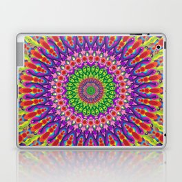 Jewel of The Orchid Laptop & iPad Skin