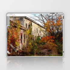 Somewhere in Rhode Island - Abandoned Mill 001  Laptop & iPad Skin