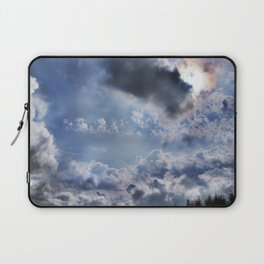 Swell sky Laptop Sleeve