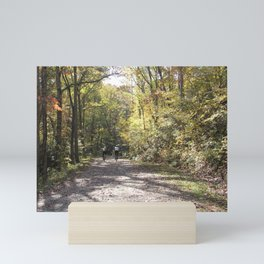 Sharing Moments Mini Art Print