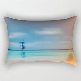 Simply ocean Rectangular Pillow