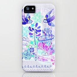 Summertime Kingdom iPhone Case