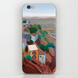 Nogales la Frontera iPhone Skin